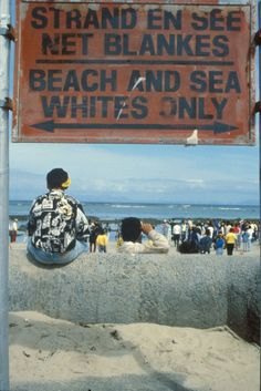 """Afrikaans """"apartness"""" policy that governed relations between South Africa 's white minority and nonwhite majority and sanctioned racial segregation and political and economic discrimination. It's Over Now, Gil Scott Heron, Apartheid, Jim Crow, African History, African Art, Black History Month, World History, Black People"""