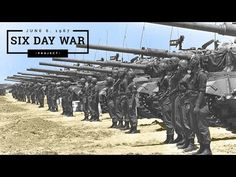 Day One Of The War Six Day War Project Youisrael War