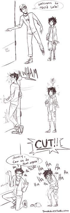 oh my gosh Tadashi! :)