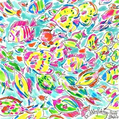 Via @belk Instagram- Lilly Pulitzer National Wear Your Lilly Day #SummerinLilly