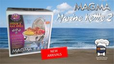Just Arrived #Magma Marine Kettle 2 #BBQ #Stove & Gas #Grill  only at #EastMarine www.eastmarineasia.com