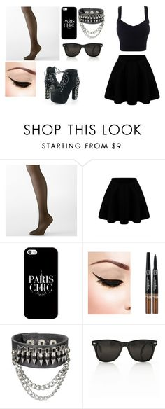 """Sophie"" by panda-penguim ❤ liked on Polyvore featuring Hanes, Casetify, women's clothing, women, female, woman, misses and juniors"