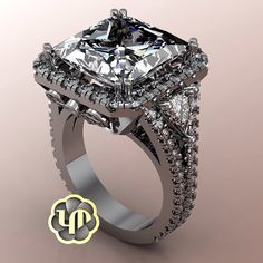 #nofilter #engagement #ring #womens #diamonds #gold #whitegold #princesscut #flawless #love #luxury #fancy #classy #elegant #perfection #sayyes #idos #marriage #custommade #round #brilliance #beautiful #hers #proposal