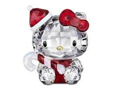A propósito de la cercanía de las fiestas navideñas, la firma austriaca Swarovski lanza nuevas colecciones de dos personajes emblemáticos: Hello Kittty y Disney.
