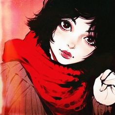 by Ilya Kuvshinov #308ART