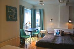 Bergen, Norway. Hostel