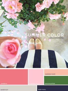 summer color deluxemodern