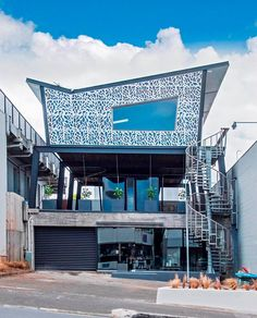 We've got our hands on some nice photos of a facade paneling job we did in Auckland some time ago. Our panels and screens have far more uses than the imagination can process! Check out our designated website www.incision.co.nz