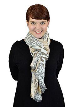 Belle Donne - Women Fashion Soft Wrap Shawl Animal Print - Double Print Leopard B&C Belle Donne http://www.amazon.com/dp/B010R1LDP2/ref=cm_sw_r_pi_dp_q1cLvb0QMKAS1