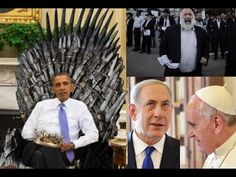 """The Cup Is Full! Obama Crowned 'King' over Iron Throne'; Pope to SIT on King David's Tomb - Published on May 13, 2014 - Weep and Howl For Your Miseries That Shall Come Upon You Be sure to tune into the following broadcast: """"Obama sitting on 'Iron Throne' Fulfills Daniel 2 & 7:17-19 Teeth & Legs of Iron 4th Kingdom"""" https://www.youtube.com/watch?v=u3ZuW..."""