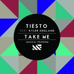 Tiësto, Kyler England – Take Me (Acapella)