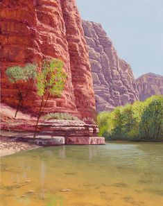 Sycamore Canyon By Tony Winters Sycamore Canyon, Fashion Games, Best Games, Grand Canyon, Classic, Nature, Fashion Trends, Travel, Naturaleza