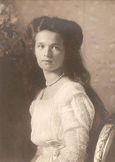 Grand Duchess Olga Nikolaevna Romanova of Russia Tsar Nicolas, Tsar Nicholas Ii, Alexandra Feodorovna, Old Pictures, Old Photos, Retro Pictures, Czar Nicolau Ii, Grand Duchess Olga, Old Photography