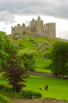 Ken Parry's photography of Ireland and Colorado are some of my favorites! Ireland Landscape, Landscape Art, Beautiful Castles, Beautiful Places, Places To Travel, Places To Go, Castles In Ireland, Ancient Buildings, Castle House
