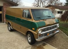 Hemmings Find of the Day – 1972 Ford E-100 Econoline
