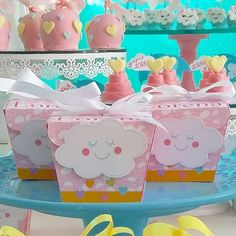 Raindrop Baby Shower, Baby Boy Shower, Girl Birthday Themes, 2nd Birthday Parties, Cloud Party, Unicorn Party, Craft Party, My Baby Girl, Fun Crafts For Kids