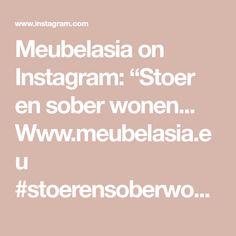 "Meubelasia on Instagram: ""Stoer en sober wonen... Www.meubelasia.eu #stoerensoberwonen #industrieelwonen #landelijkinterieur #barkrukken #barchairs…"""