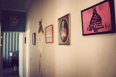 Our Jesus wall.  www.anartistisneverpoor.blogspot.com Gallery Wall, Decor, Wall, Frame, Home Decor