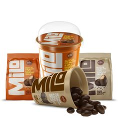 The hip and fun MILO from Elit Chocolate. Amazing biscuits covered in dark or milk chocolate. #chocolate #elitchocolate #elitcikolata www.elit-chocolate.com