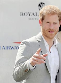 Prince Harry arriving to take part in the Sentebale Royal Salute Polo Cup at the Singapore Polo Club | June 5, 2017