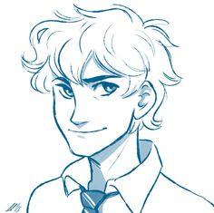 41 Boy Character Design Ideas - New Art Drawings Sketches, Cartoon Drawings, Cute Drawings, Drawing Cartoon Characters, Boy Drawing, Human Drawing, Cartoon Kunst, Cartoon Boy, Cartoon Faces