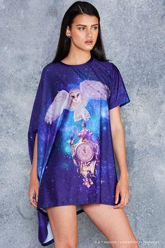 Thirteenth Hour Super Drape Top  ($109AUD) by BlackMilk Clothing