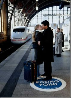 Kissing Point One of Best Guerrilla Ads Marketing