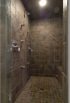 Steam Room [ AqualineSaunas.com ] #steamroom #premier #luxury Steam Room Shower, Sauna Steam Room, Steam Bath, Tanning Bed, Upstairs Bathrooms, Steam Showers, Saunas, Laundry Rooms, Master Bath