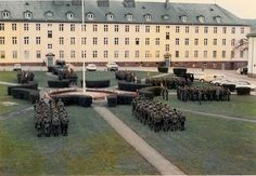 daley barracks bad kissingen germany | Daley Barracks, Bad Kissingen, mid 1980s