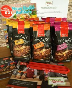 Produkttestseite von Heike: Produkttest : Melitta Mein Café #Melitta #MeinCafé #Produkttest #sponsored