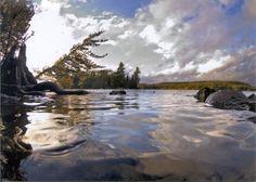 Algonquin Provincial Park. #TheWorldNeedsMoreCanada  @Gabrielle Mills. I see you here.