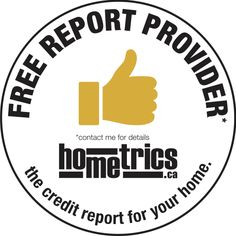 The Credit Report for Homes Hometrics.ca Credit Report, Game Changer, Toronto, David, Real Estate, Homes, Real Estates, Houses, Home