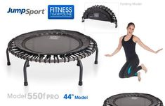 Get fit with a personal fitness trampoline from JumpSport. The fitness trampoline choice of professionals. Get your fitness trampoline today and start bouncing. Trampoline Workout, Fitness Trampoline, Trampoline Sale, Bounce Jump, Bone Density, Confidence Boost, Low Impact Workout, High Intensity Interval Training