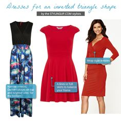 Shop for the perfect dress for your body shape - Styling Up Blog