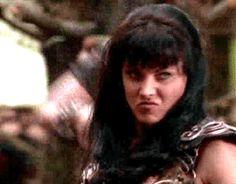 Xena Warrior Princess — brifigy:
