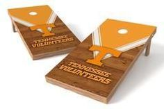 Tennessee Volunteers Single Cornhole Board - Uniform