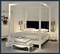 Sensational Looking King Size Four Poster Canopy Bed Design Interior More Design http://biancafidler.com/king-size-four-poster-canopy-bed-design-interior/