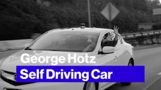 George Hotz is a 26-year-old hacker who says he built a self-driving car in a month. Sounds absurd, right? Bloomberg's Ashlee Vance was skeptical too, so he went to test drive the 2016 Acura that Hotz retrofitted in his garage.   (video by David Nicholson)