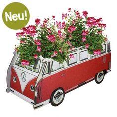 Werkhaus Shop - Blumenkasten VW T1 - Groß