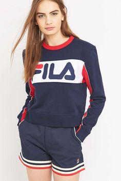 Fila - Sweat Ana avec logo exclusivité UO