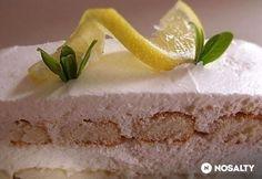 Citromos álom Citrus Recipes, No Bake Desserts, Baking Desserts, Vanilla Cake, Ale, Cake Recipes, Recipies, Cheesecake, Food And Drink