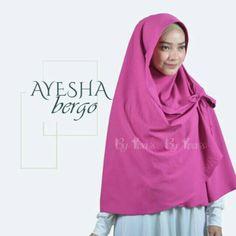 Saya menjual AYESHA BERGO Ivashijab seharga Rp107.000. Dapatkan produk ini hanya di Shopee! https://shopee.co.id/ashiqa_hijab/270449483 #ShopeeID