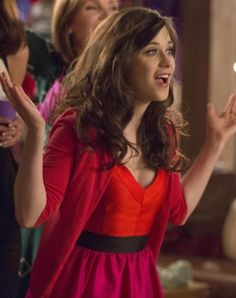 Zooey Deschanel & New Girl Fashion | WWZDW What would Zooey Deschanel wear? Fashion and style inspiration
