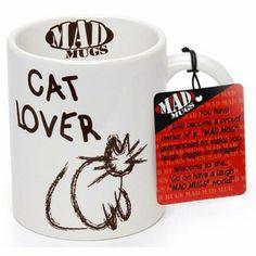 Cat Lover Muki - Tilaa nyt edulliseen hintaan! - AlphaGeek