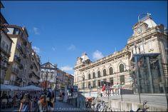 Estação de São Bento, Praça Almeida Garrett / Estación de Trenes de San Bento, Plaza Almeida Garrett / San Bento Railway Station, Almeida Garret Square [2014 - Porto / Oporto - Portugal] #fotografia #fotografias #photography #foto #fotos #photo #photos #local #locais #locals #cidade #cidades #ciudad #ciudades #city #cities #europa #europe #turismo #tourism #baixa #cascoantiguo #downtown @Visit Portugal @ePortugal @WeBook Porto @OPORTO COOL @Oporto Lobers