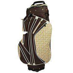 045e916288fe Hot-Z Golf Ladies Heritage Collection 5th Avenue Cart Bag with Head Covers  Set (Closeout)