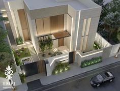 House Outside Design, House Gate Design, Duplex House Design, Home Garden Design, House Front Design, Small House Design, Modern Exterior House Designs, Modern House Facades, Modern Architecture House
