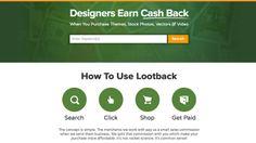 Lootback: Get Cash Back on Stock Files - http://mocco.sk/lootback-get-cash-back-on-stock-files/