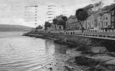 Rothesay's East Prom 1908.