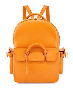 Buscemi - Orange Blue Backpack for Men - Lyst 712be041ac023